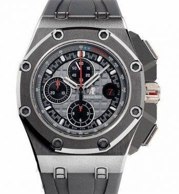 Audemars Piguet Royal Oak Schumacher 26568IM Swiss Eta Cal.3126