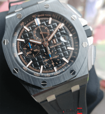 SWİSS ETA-Audemars Piguet Royal Oak Offshore Noob Factory V2 1:1 Best Edition