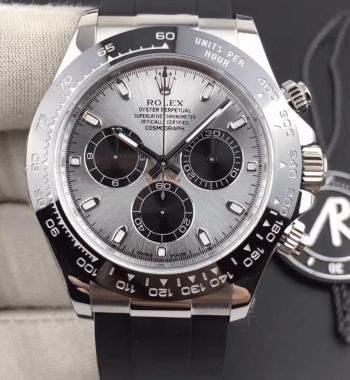 Eta Saat-Rolex Daytona Swiss Eta Rol. 4130 1.1 Clon Mekanizma