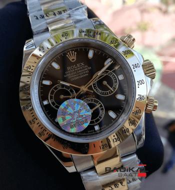 Rolex Daytona Cosmograph Çelik Besel Replika Erkek Kol Saati
