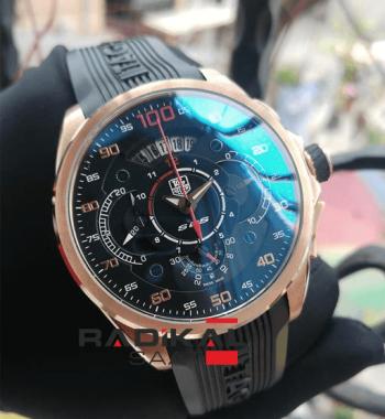 Replika-Tag Heuer Mercedes SLS Chronograph Mekanizma