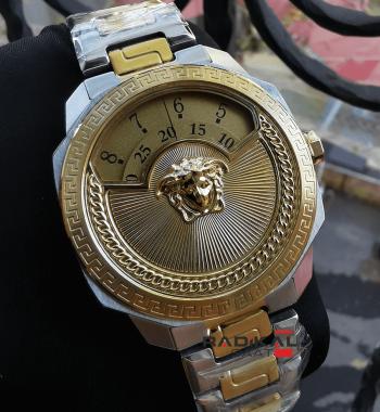 Versace Unisex Sarı Kadran Replika Kol Saati