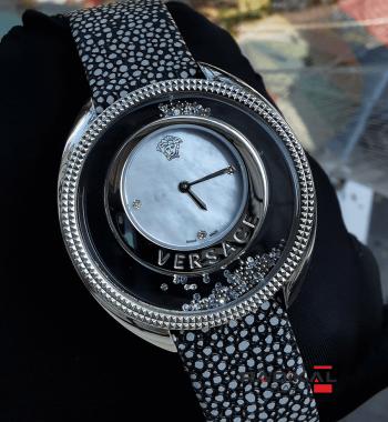 Versace Sedef Kadran Replika Bayan Kol Saati