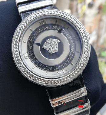 Versace Replika Bayan Kol Saati Gri Kadran 38mm Quartz Mekanizma