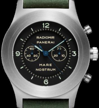 PANERAI Mare Nostrum PAM00300 52mm sınırlı sayıda koleksiyon saatler