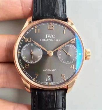 IWC Serisi 18K altın Kaplama kasa Swiss Eta