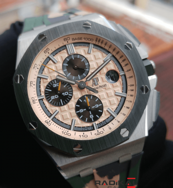 Swiss Eta- Audemars Piguet Royal Oak Offshore Chronograph Combat 2018