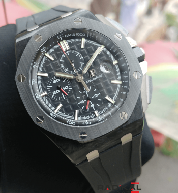 SWİSS ETA-Audemars Piguet Royal Oak Offshore Carbon Kasa 1:1 Best Edition