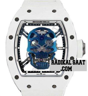 Richard Mille RM 052 Skull Skeleton Dial-Lacivert