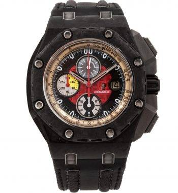 Royal Oak Offshore Grand Prix Real Carbon Swiss Eta Cal.3126
