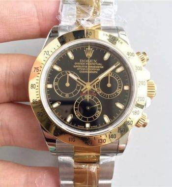 Rolex Daytona Cosmograph 116503 Yellow Gold Swiss 4130