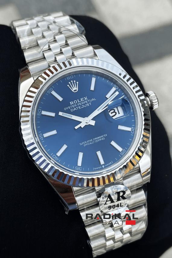 Rolex Datejust Mavi Eta saat