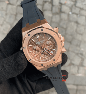 Audemars Piguet Royal Oak Replika Kronograf Mekanizma Erkek Saati