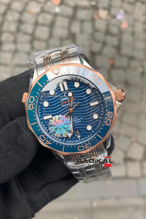 Yeni Omega Seamaster Saatleri