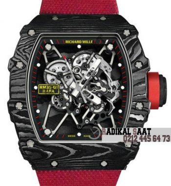 Richard Mille RM 035 Nadal Carbon Black Edition