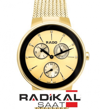 THE RADO GOLD HASIR KORDON