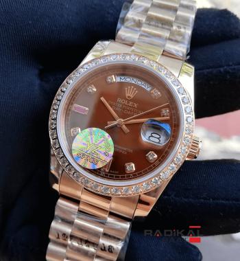 Roelx Day-Date Bayan Replika Saati