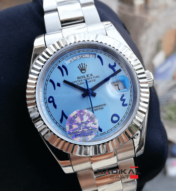 Rolex Day Date Buz Mavisi Kadran Limited Edition