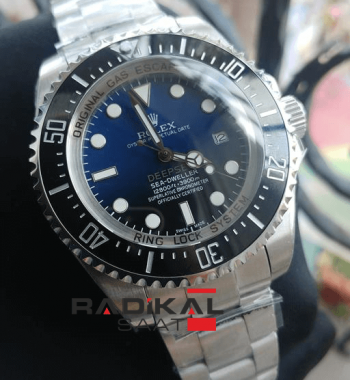 Replika-Rolex Deepsea-Sea Dweller D-Blue