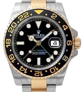 Rolex GMT MASTER 116713-LN-78203 Swiss ETA 3186 Mekanizma