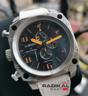 U-Boat Thousands Of Feet Chronograph Replika Erkek Kol Saati