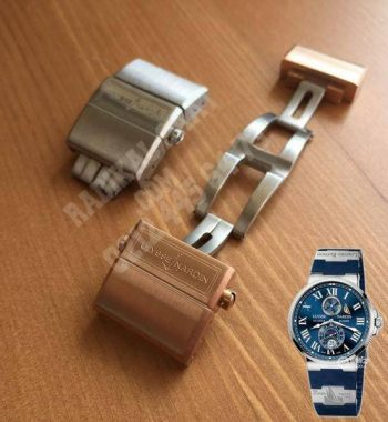 Ulysse Nardin 20mm deployment clips