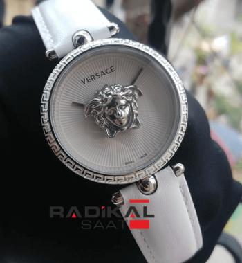 Replika-Versace Palazzo Empire White Dial-White Strap