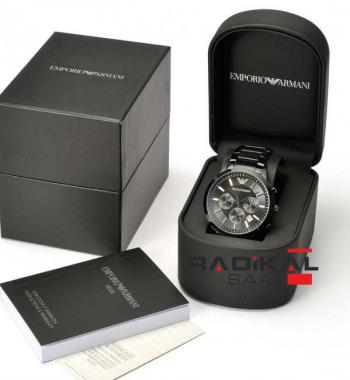Emporio Armani Saat Kutusu Sertifika'lı
