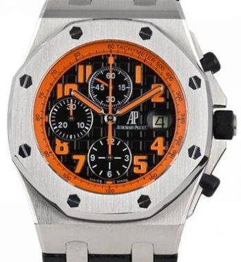 Audemars Piguet Royal Oak Offshore 3126 Swiss Eta Otomatik
