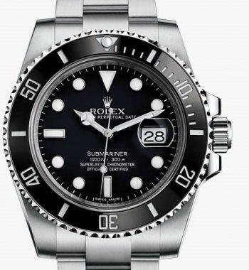 Rolex-Date Submariner Rol.3135 Swiss Mekanizma