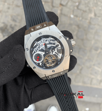 Hublot Big Bang Tourbillon Otomatic Mekanizma Replika Erkek Kol Saati