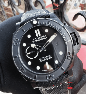 Panerai Submersible Mike Horn Edition Replika Erkek Kol Saati
