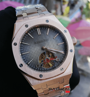 Audemars Piguet Royal Oak Tourbillon Gri Kadran Rose Kasa