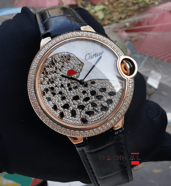Cartier Ballon Bleu New Model Replika Bayan Kol Saati