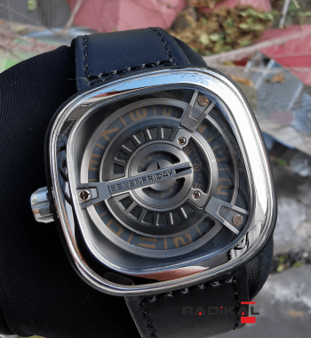 SevenFriday SF-M1/03 Replika Erkek Kol Saati