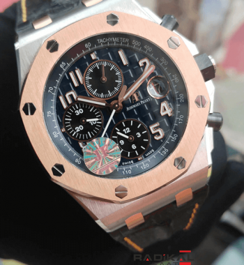 Swiss Eta-Audemars Piguet Royal Oak Offshore 26471SR.OO.D101CR.01 JF V2 1:1 En İyi Edition