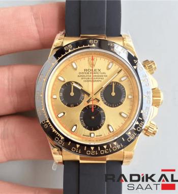 ROLEX  Rolex Daytona 2017 serisi M116519LN 4130 Swiss ETA