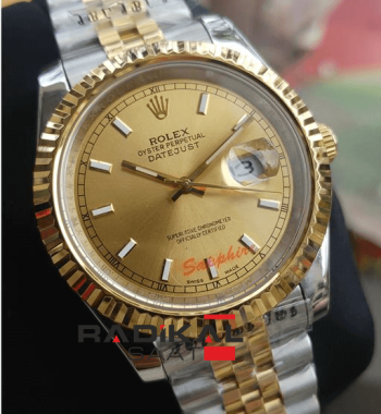 Replika-Rolex Oyster Perpetual DATEJUST Jubile Kordon 40mm