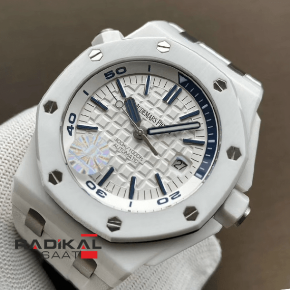 Royal Oak Offshore Diver Eta Saat