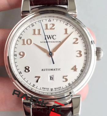 Replica IWC Da Vinci Otomatik IW356601 SWISS ETA 2892 Otomatik Hareket