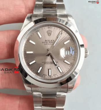 Swiss ETA-Rolex Oyster DATEJUST Swiss Mekanizma 3136
