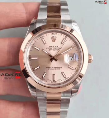 Swiss ETA-Rolex Oyster Perpetual DATEJUST 3136 İsviçre Mekanizma
