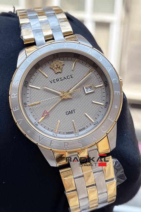 Versace Gmt Erkek Kol Saati