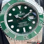 Rolex Submariner Hulk Eta Saat
