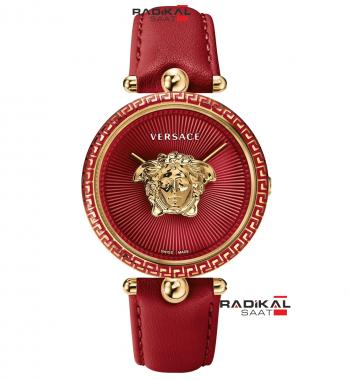 Replika-Versace VRSCVCO120017 RED Bayan Kol Saati