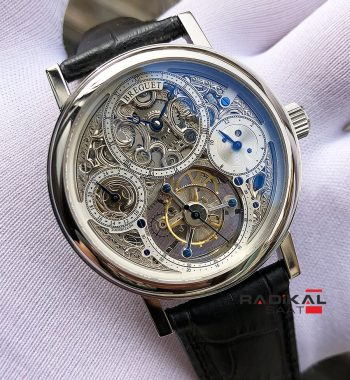 Swiss Eta Breguet Grand Komplikasyon Moonphase Tourbillon Eta Saat