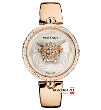 Replika Versace White Dial Bayan Kol Saati