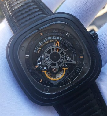 SevenFriday Micah's Voice Special Edition PVD
