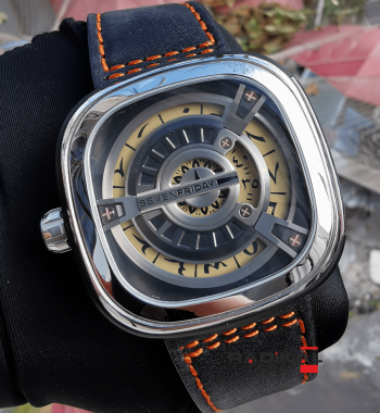 SevenFriday SF-M1-02 Replika Erkek Kol Saati