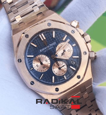 Audemars Piguet Royal Oak Rose Kasa Erkek Kol Saati